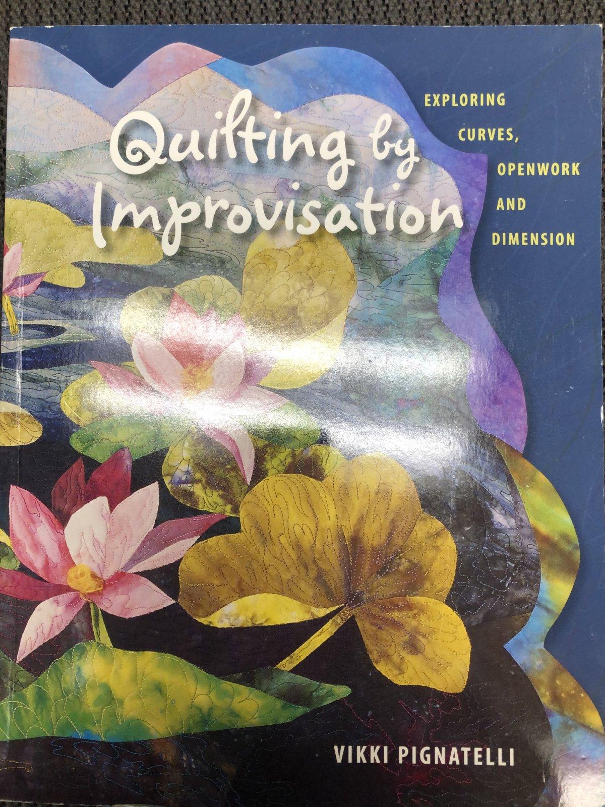 Quilting by Improvisation