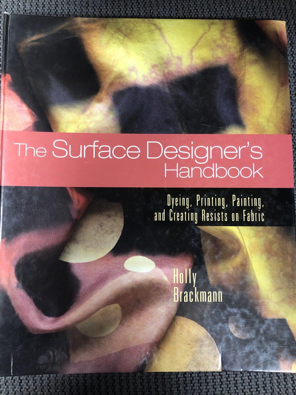 Surface Designer's Handbook, The
