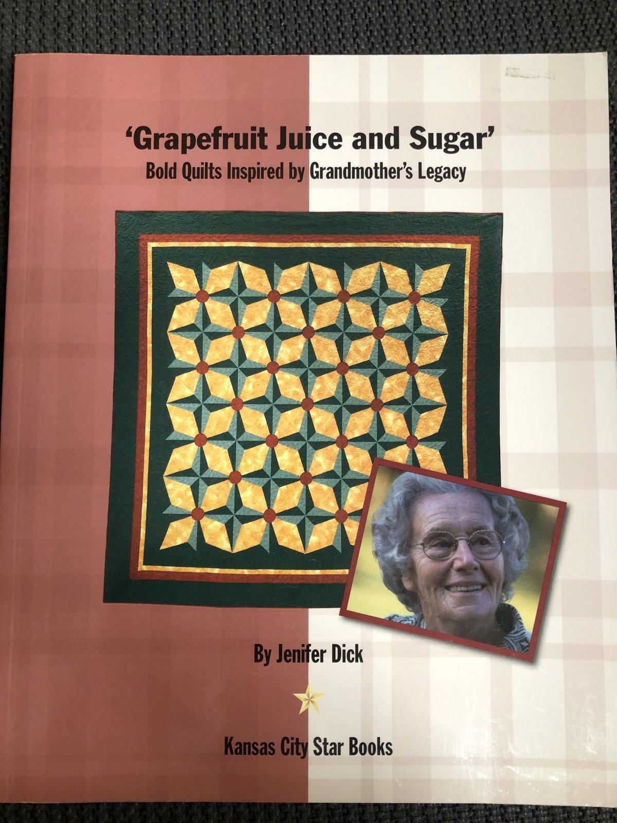 Grapefruit Juice and Sugar