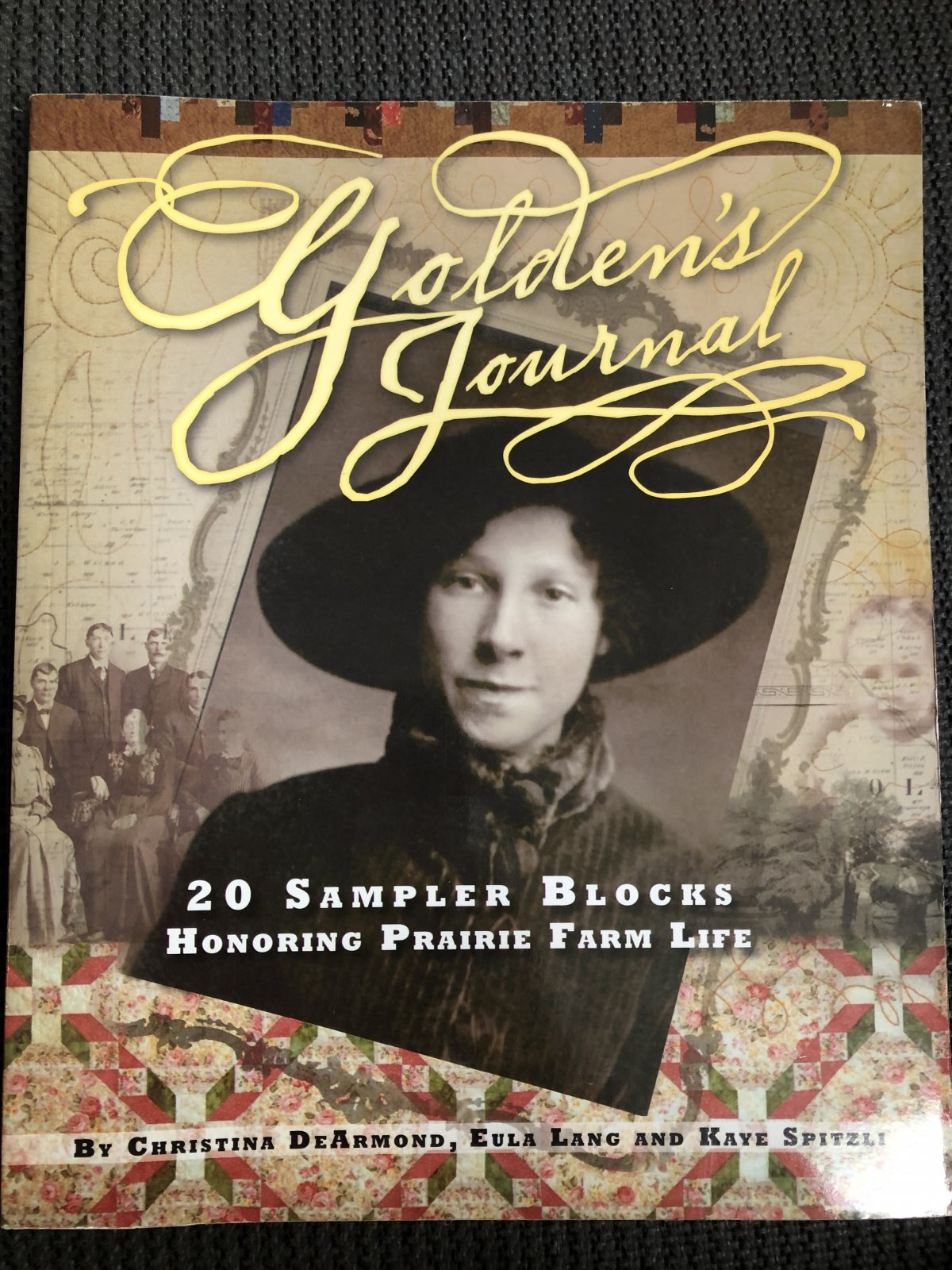 Golden's Journal