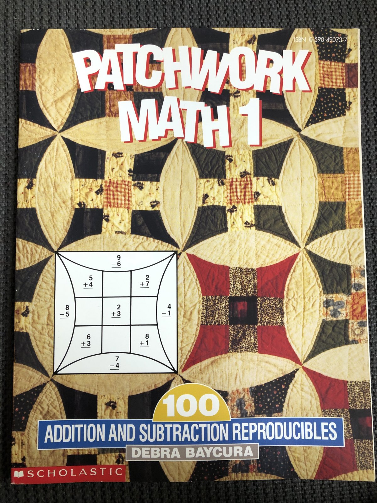 Patchwork Math 1
