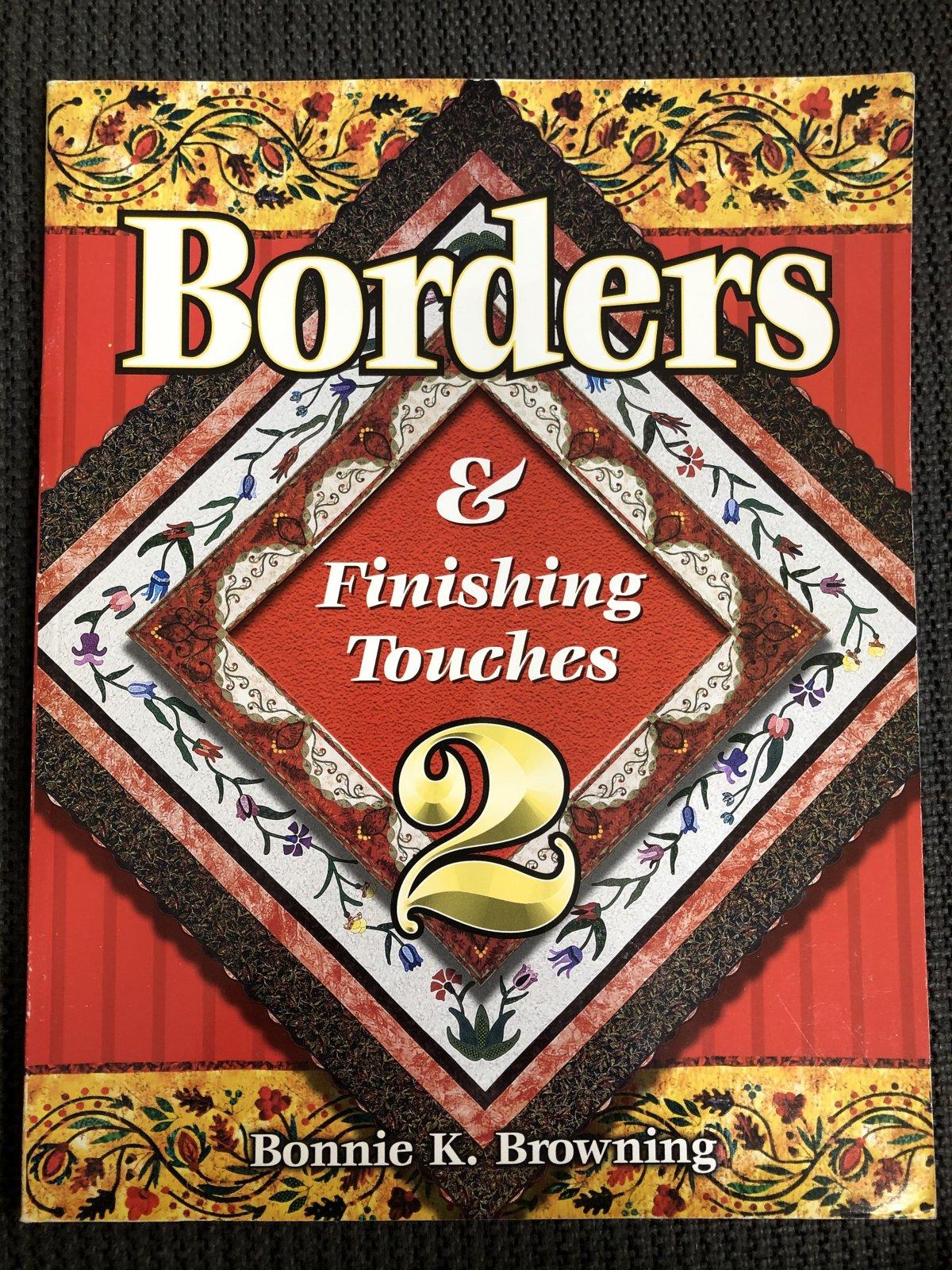 Borders & Finishing Touches
