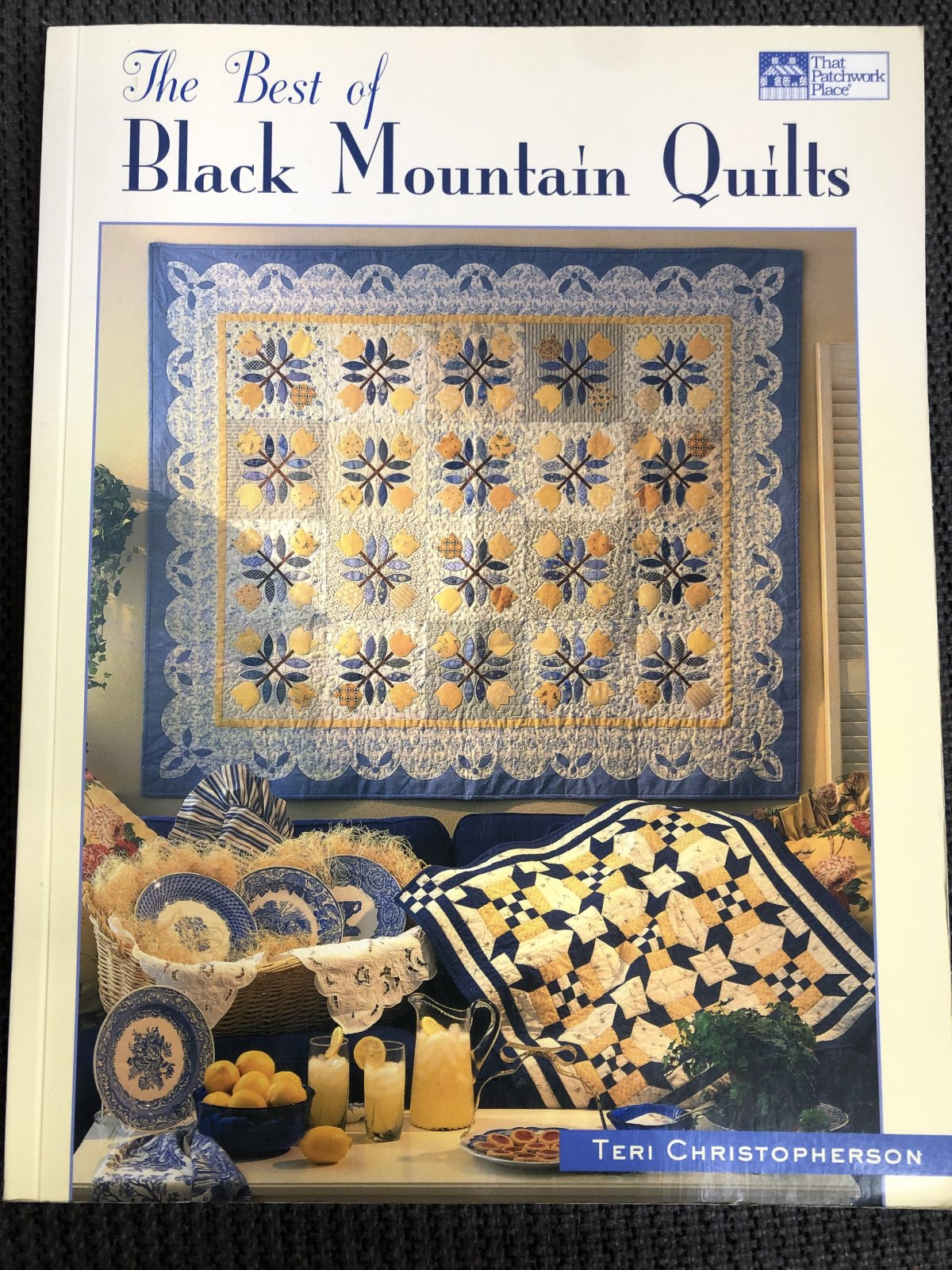 Best of Black Mountain Quilts, The