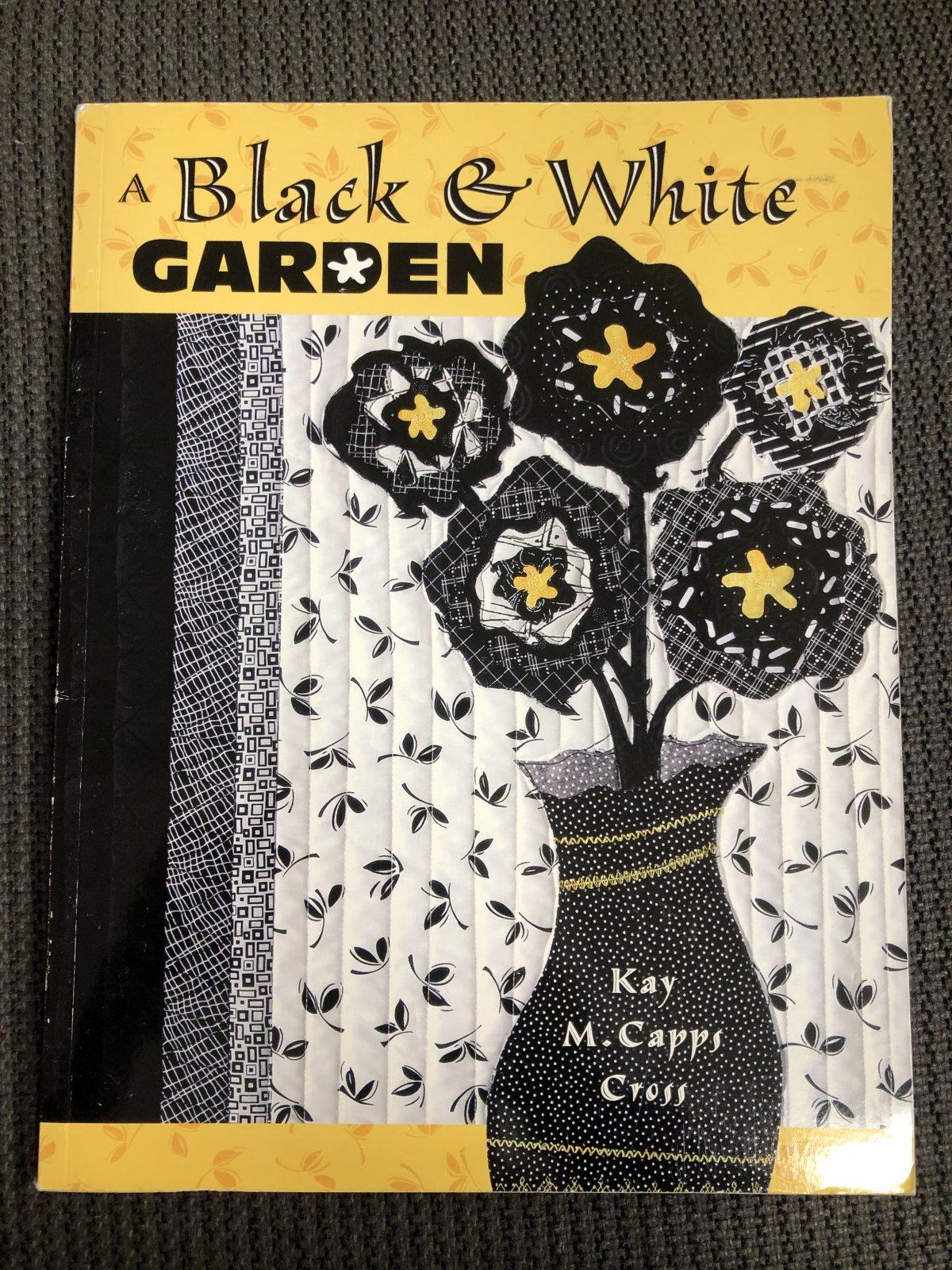 Black White Garden, A