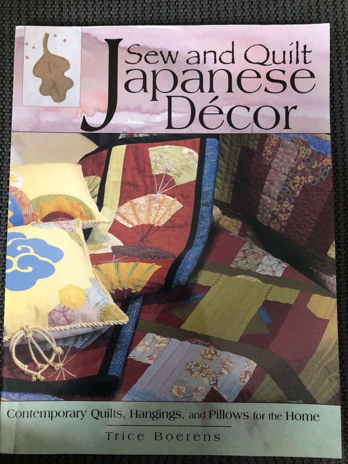 Sew and Quilt Japanese Decor
