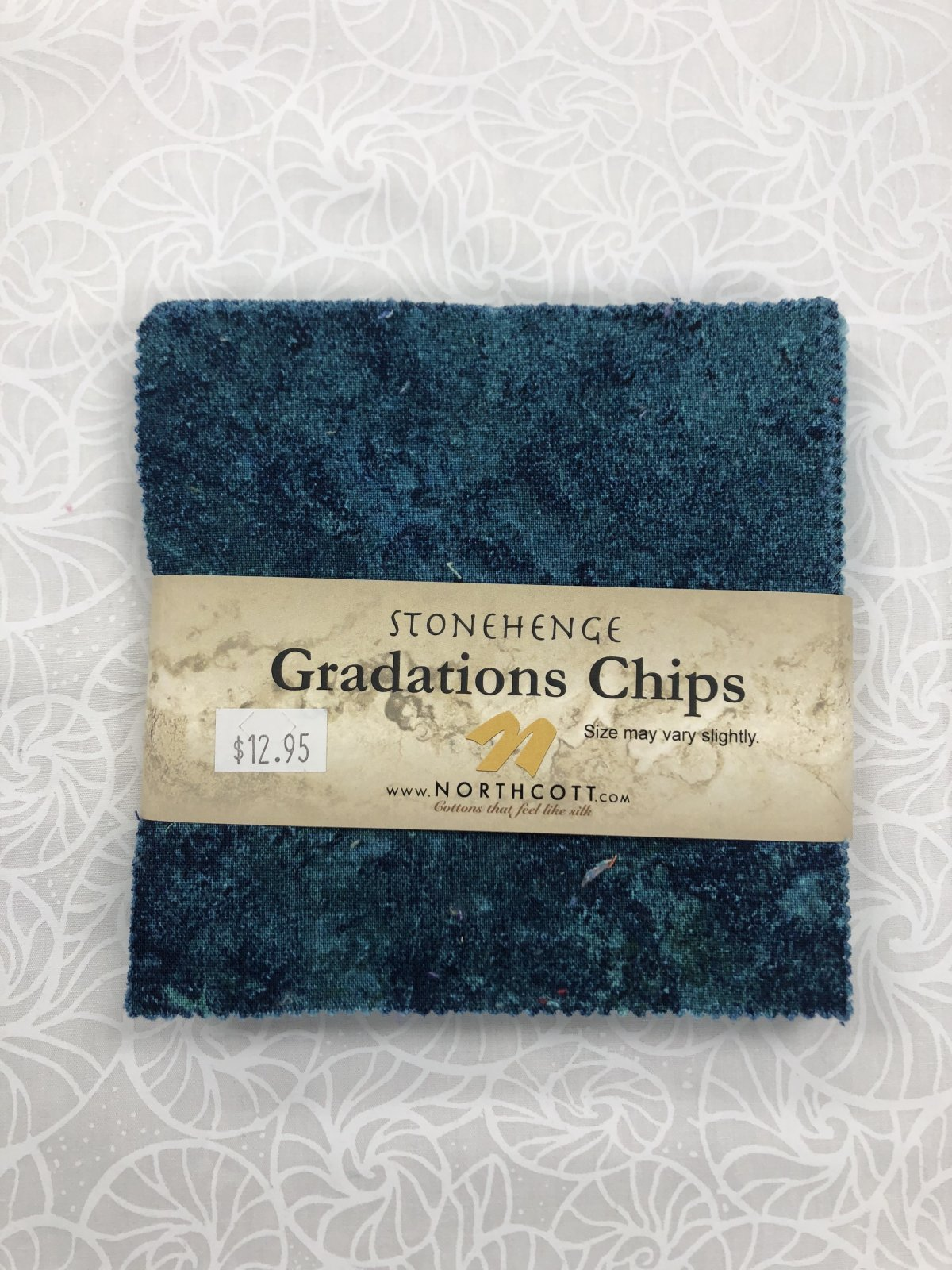 Stonehenge Lagoon Graduation Chips 42 5in sq.