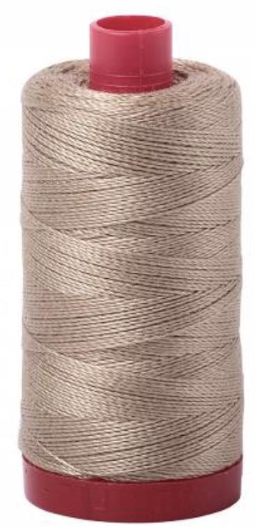 Aurifil #2325 Linen Cotton Thread Solid 12wt