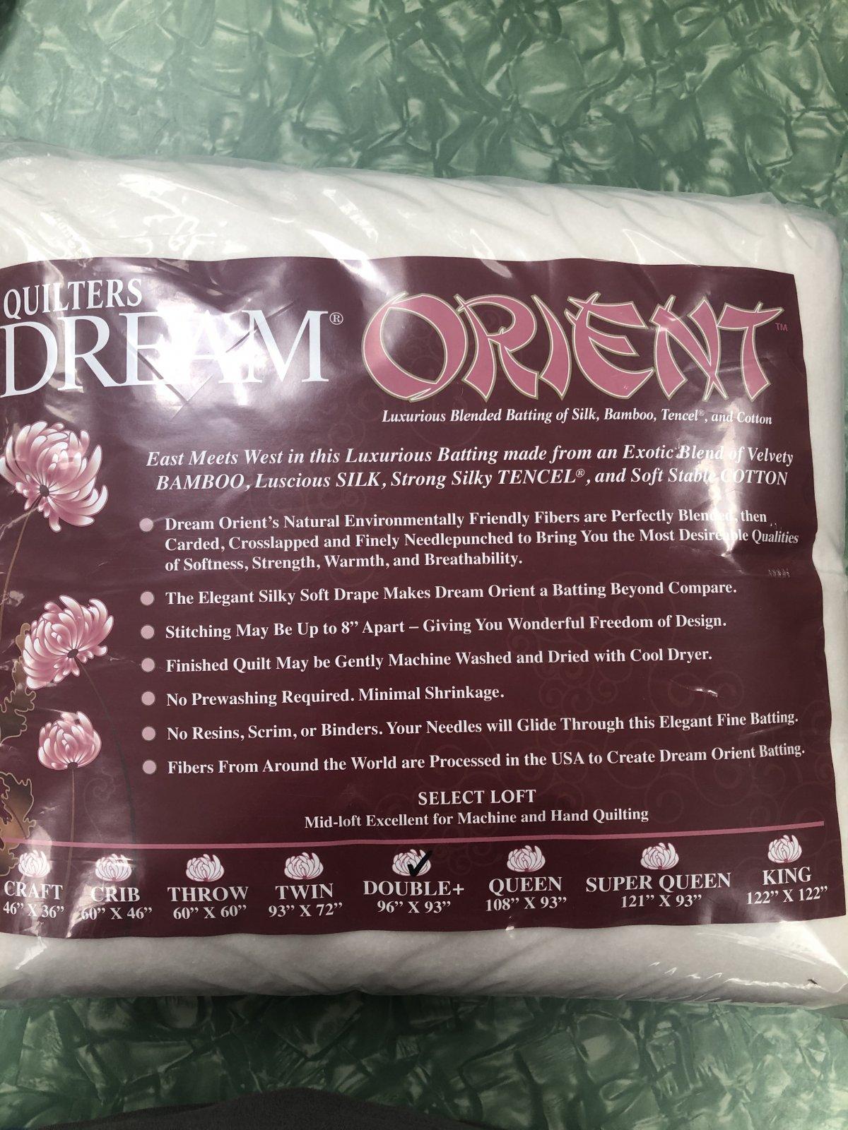 Dream Orient Select Double Mid Loft