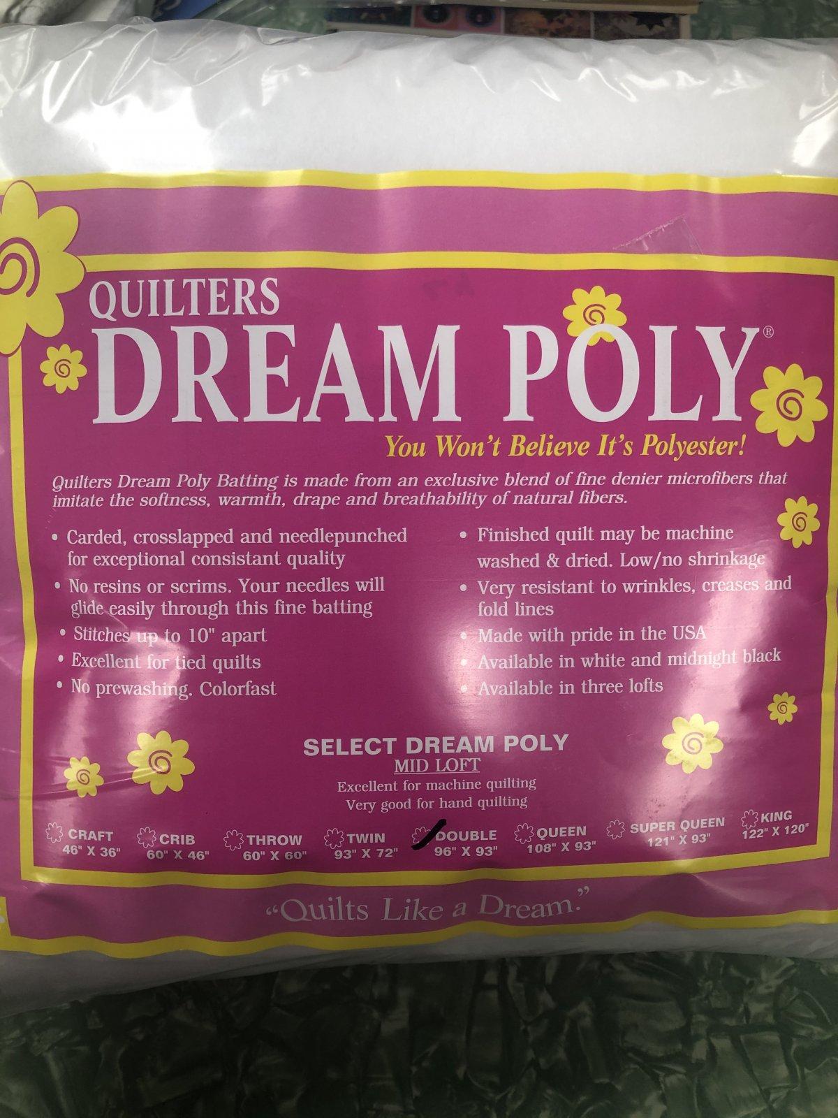Dream Poly Select Double Mid Loft
