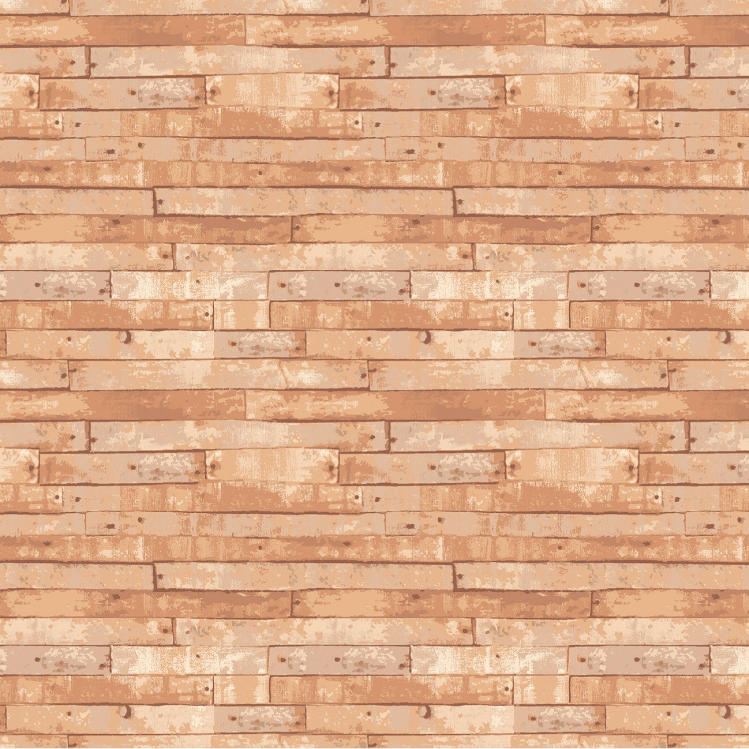 Certified Delicious Birch Wood Planks Fabric by the yard