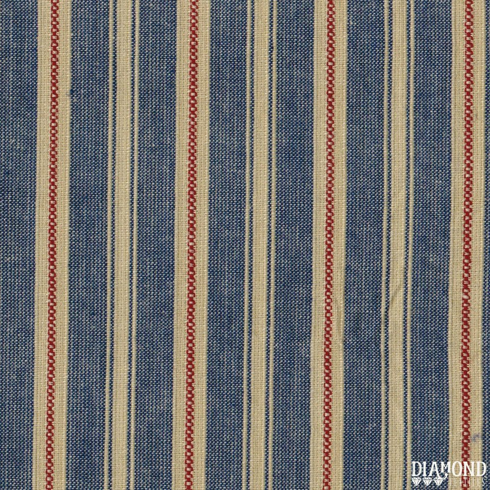 Diamond Textiles AM-55 Blue stripe
