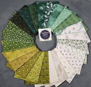 Evergreen Laundry Baskets - FQ Bundle