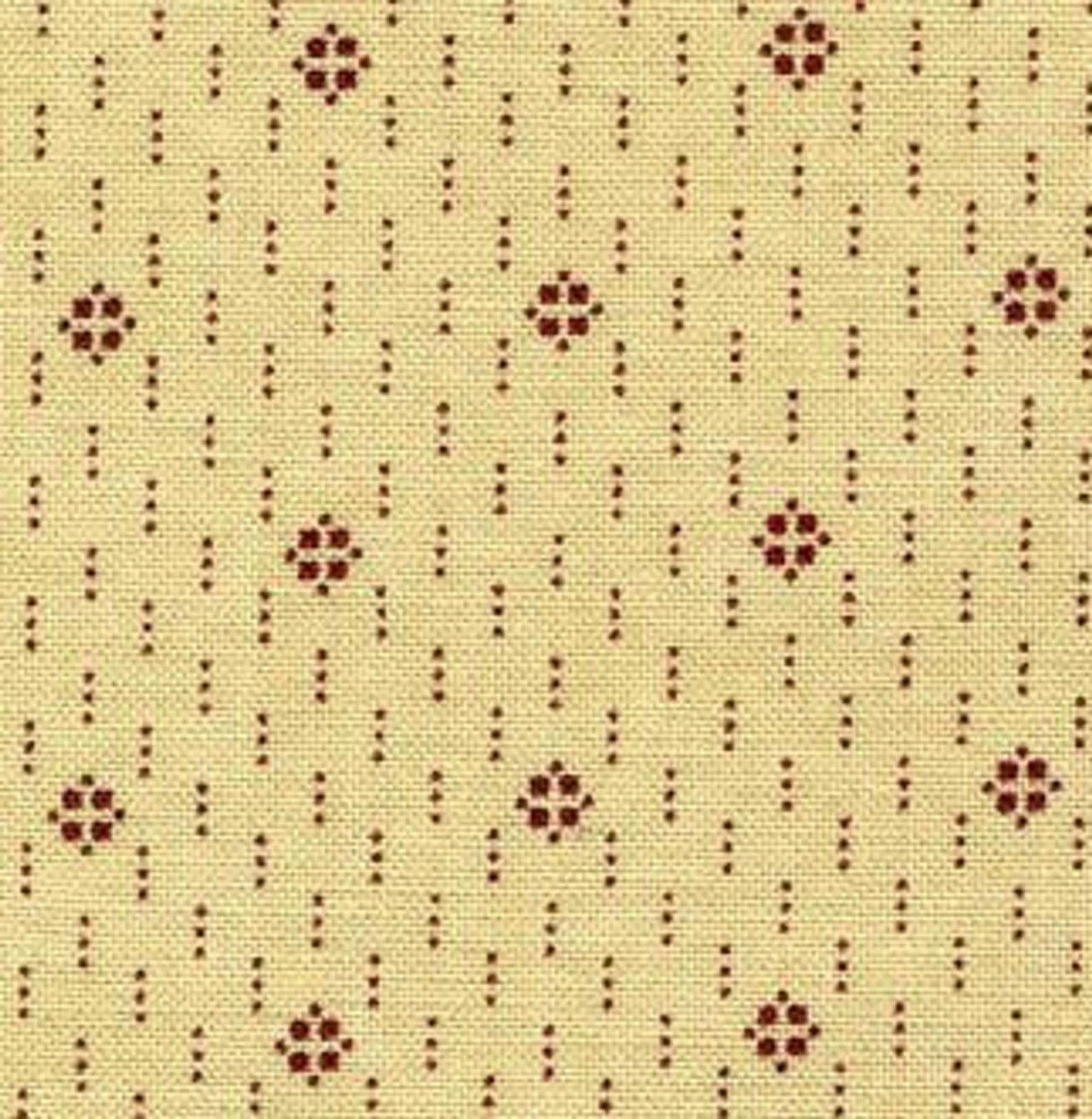 Diamond Textile D# 3 C# Red
