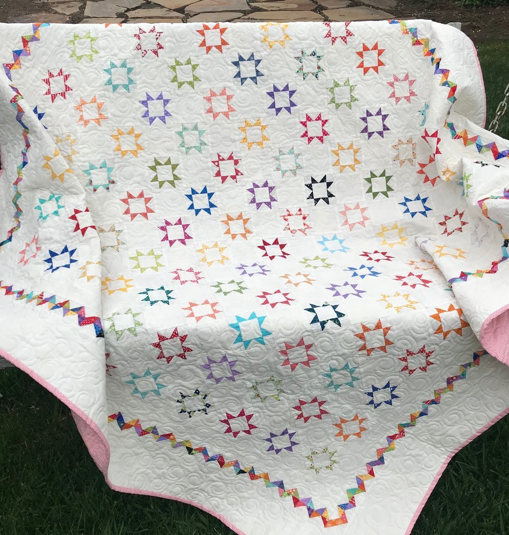 Oh My Stars! Amy McClellend Pattern