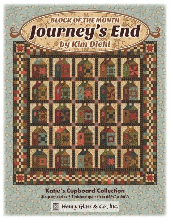 Journey's End pattern