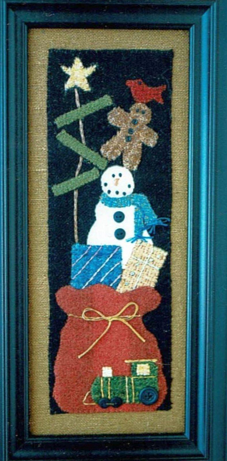 Santa's Treats Wool Kit