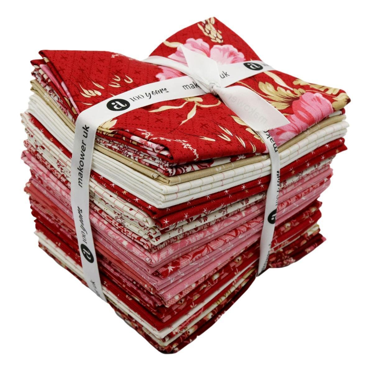 Sweet Sixteen Fat Quarter bundle