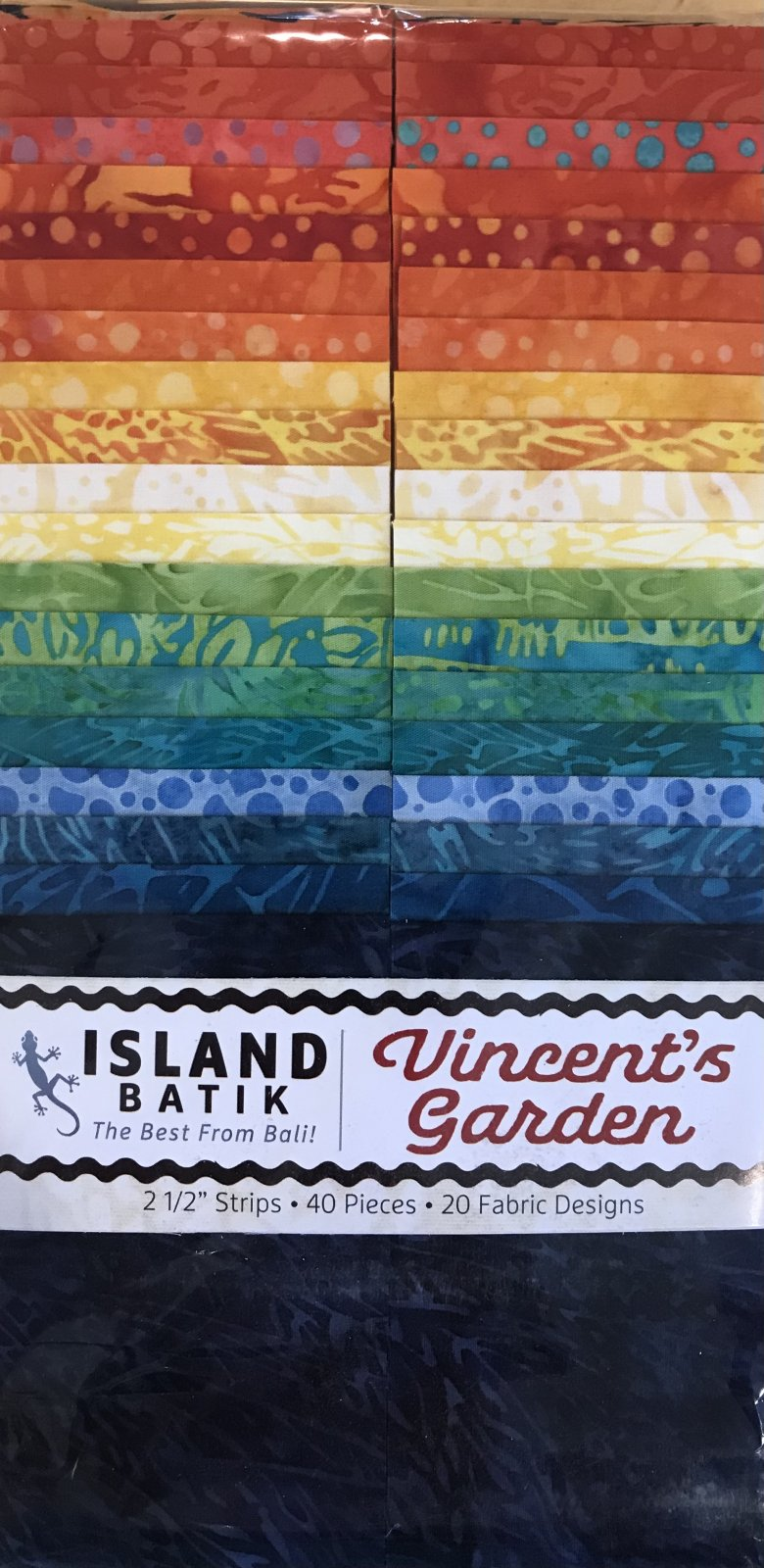 Vincent's Garden - Strip pack