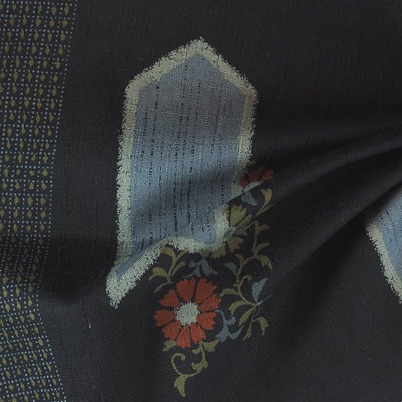 Cotton woven print from Japan-FF-01037