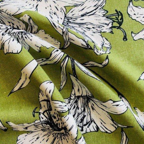 Linen/rayon blend-FF-01438