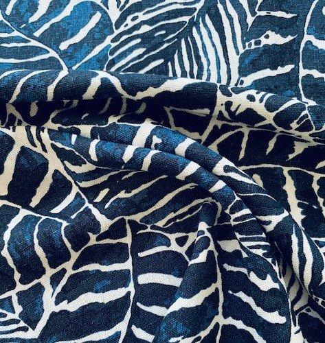 Rayon/linen blend-FF-01411
