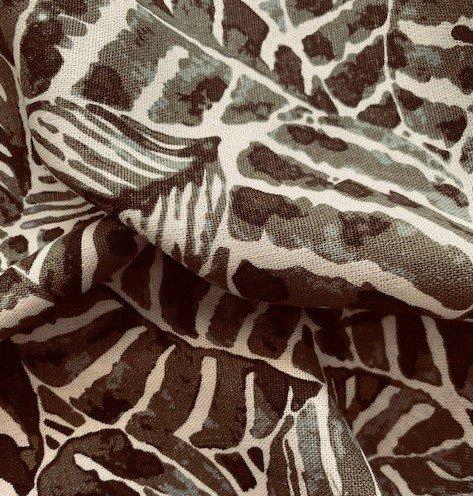 Rayon/linen blend-FF-01413