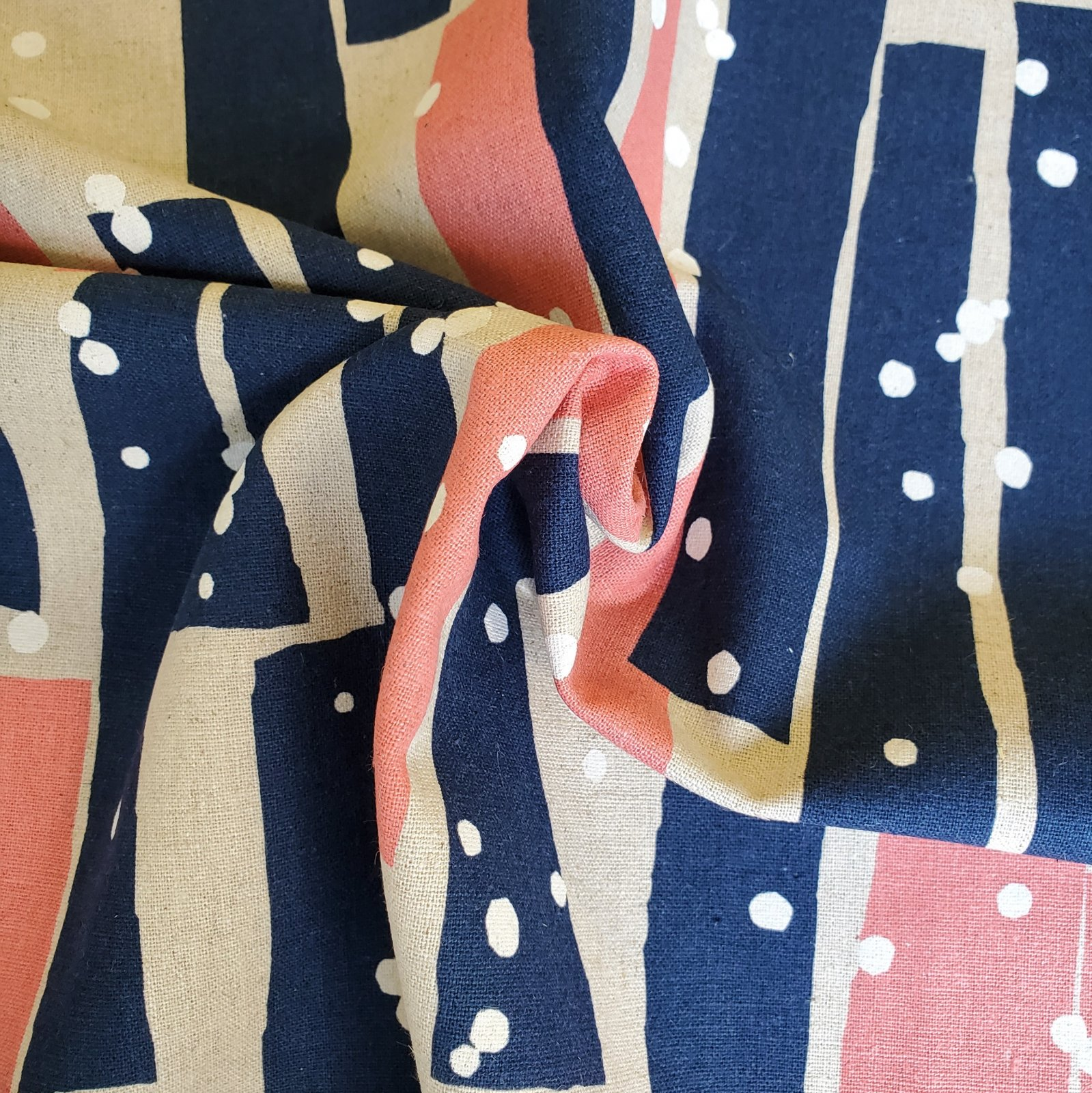 Linen/cotton from Japan-FF-01461
