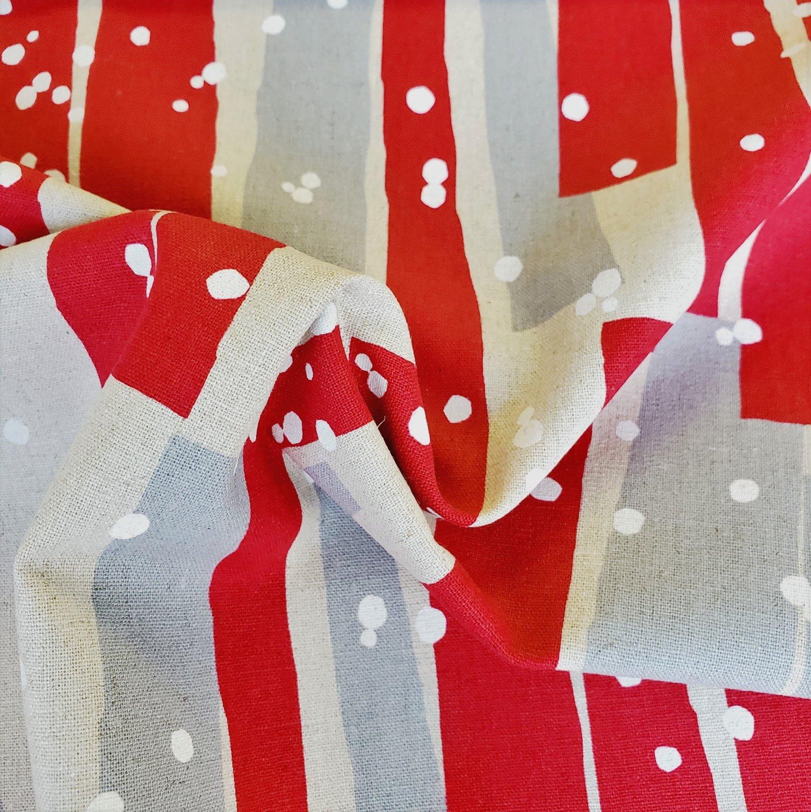 linen/cotton blend from Japan-FF-01462