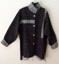 Pieced shirt