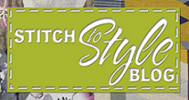 Stitch to Style blog from Cutting Line Designs