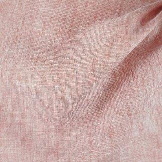 cross-dyed linen