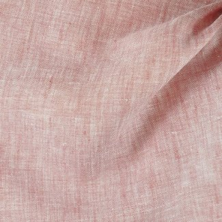 cross-dyed linen