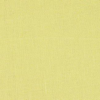 yellow-green linen