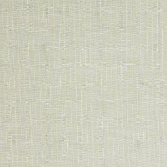 lightweight green linen pinstripe