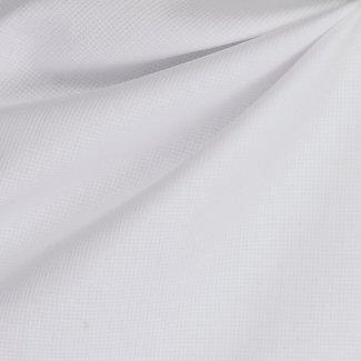 white cotton shirting
