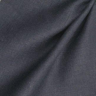 black lightweight linen