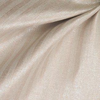glazed linen stripe