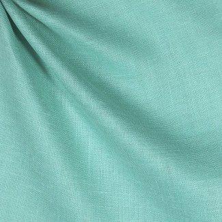 blue-green light weight linen