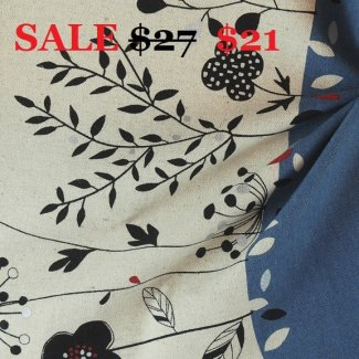 linen/cotton from Japan