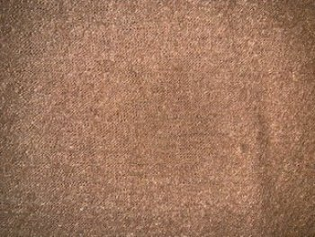 tan boiled wool