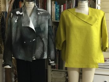 Color Me Chic jacket and top