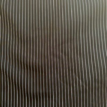 cotton pinstripe