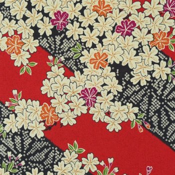 cotton print from Japan