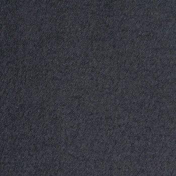 black boiled wool