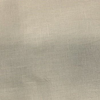 linen with silver glaze