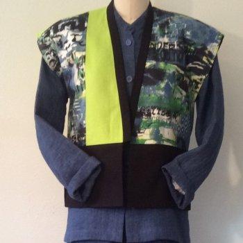 Discover Something Novel vest
