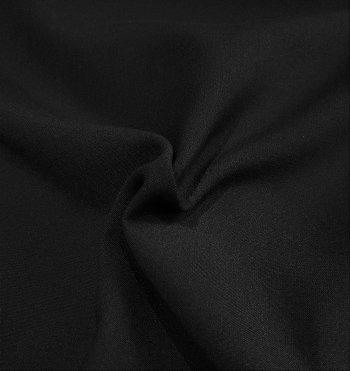 Poly/cotton/nylon/spandex