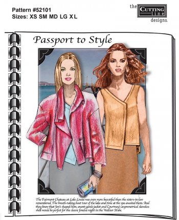 Passport to Style pattern
