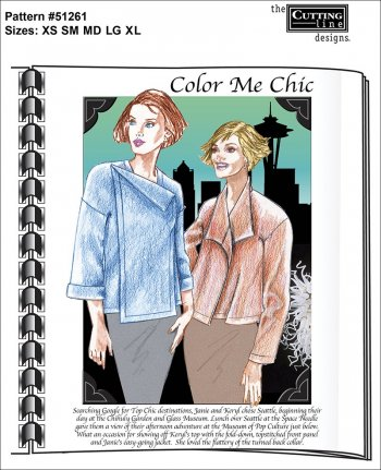 Color Me Chic pattern