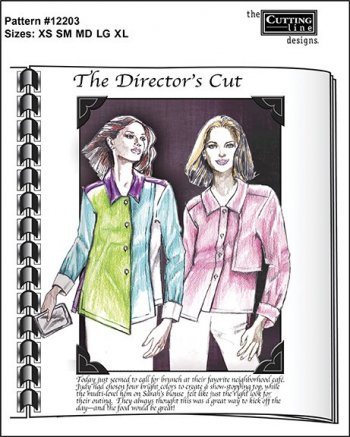 The Director's Cut pattern